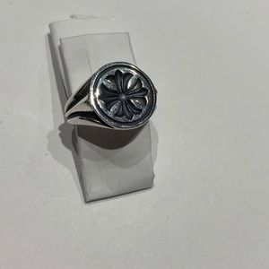 Chrome hearts ring size 11